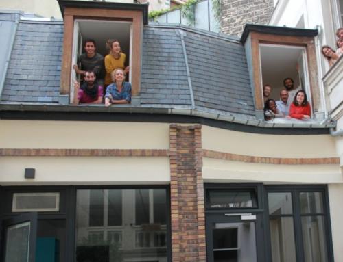 Des jeunes de la Maison Magis sur les pas de saint Ignace à Rome pour la fin du Synode