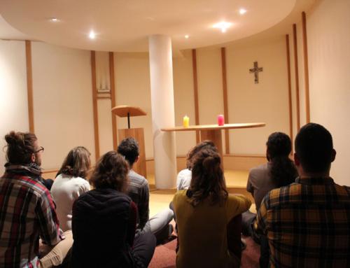 """""""L'année Déclic, c'est cheminer avec d'autres jeunes pour chercher quelle est la volonté du Christ pour moi"""""""
