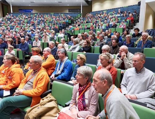 """RivEspérance 2018 à Namur : """"La famille est un magnifique laboratoire d'amour"""""""