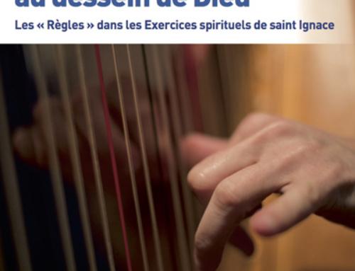 S'accorder au dessein de Dieu, du P. Jean-Marie Carrière sj