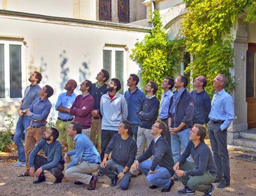 42 jeunes ont rejoint les noviciats jésuites européens