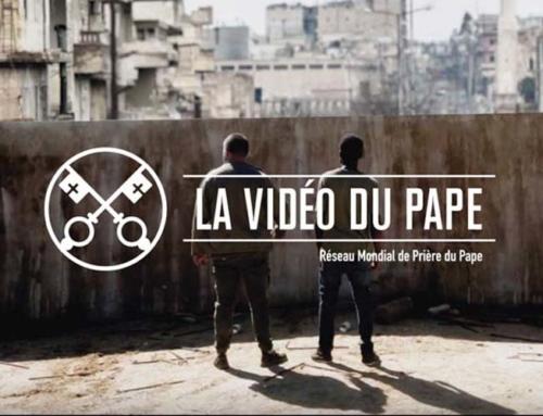 La Vidéo du Pape – Novembre 2018 – Prions et travaillons pour obtenir la paix véritable