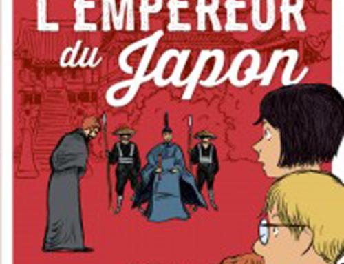 A la cour de l'Empereur du Japon, d'Alban Marilleau et de Cyril Lepeigneux