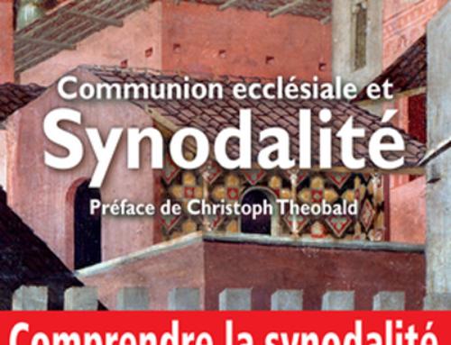 """Communion ecclésiale et Synodalité, coll. """"Cahiers de la Nouvelle Revue Théologique"""", d'Alphonse BORRAS,"""