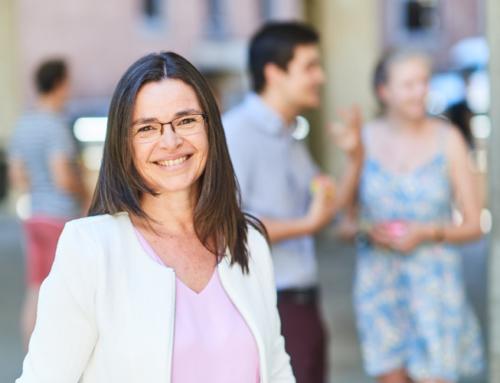 Portrait : AnnickSartenaer, Première Vice-Rectrice à l'Université de Namur