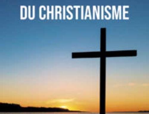 L'esprit du Christianisme, du Père Joseph Moingt sj