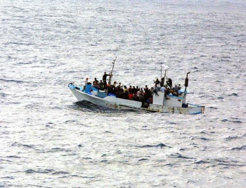 """""""Le Pacte mondial sur les migrations nous permet de prendre ensemble un peu de hauteur"""", par le Père Antoine Paumard, directeur du JRS France"""