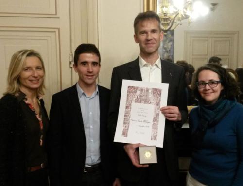 La Maison Magis reçoit la médaille de la Ville de Paris