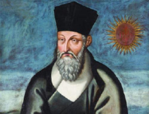 Qui était Matteo Ricci?