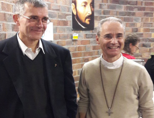 """""""Témoins du Christ en terre d'Islam"""" : retour sur les Forums du Centre Sèvres avec Mgr Jean-Paul Vesco, évêque d'Oran"""