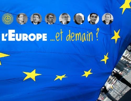 """""""L'Europe… et demain ?"""" Un programme de visites, cours et conférences-débats à l'IET du 14 février au 23 mai"""