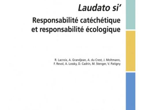 Laudato si', responsabilité catéchétique et responsabilité écologique : nouveau numéro de la revue Lumen Vitae
