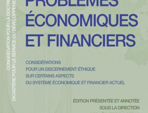 Les problèmes économiques et financiers