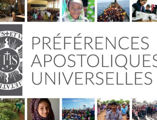 Les 4 Préférences apostoliques universelles des jésuites pour les 10 prochaines années