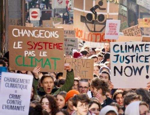 """""""Agissons pour le climat… et soyons cohérents !"""" : chronique de Charles Delhez sj dans Dimanche"""