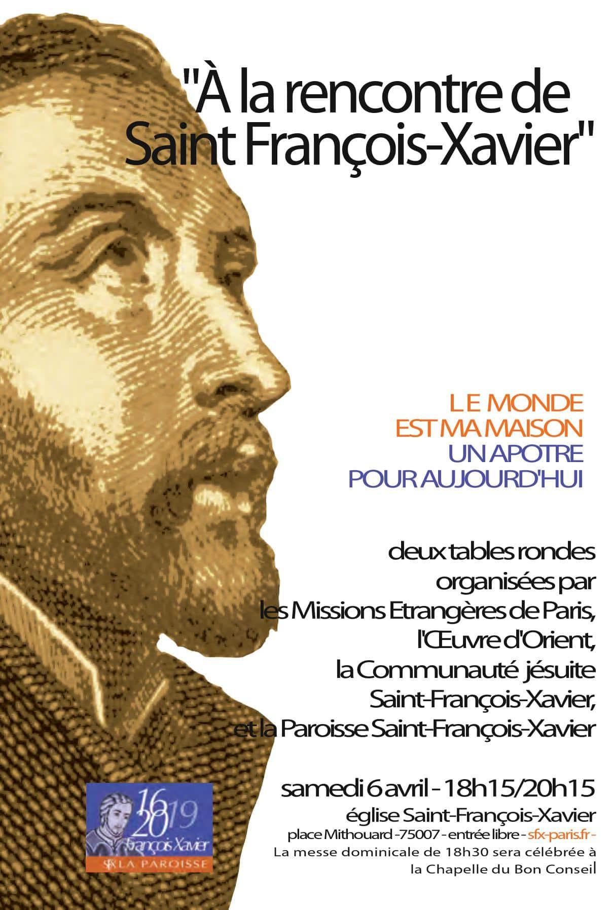 A La Rencontre De Saint François Xavier Jésuites