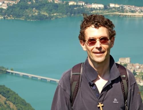 Portrait : Amaury Begasse de Dhaem sj, Professeur à la Grégorienne, Rome