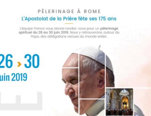 Le Réseau Mondial de Prière du Pape – ex-Apostolat de la Prière – fête ses 175 ans en pèlerinage à Rome
