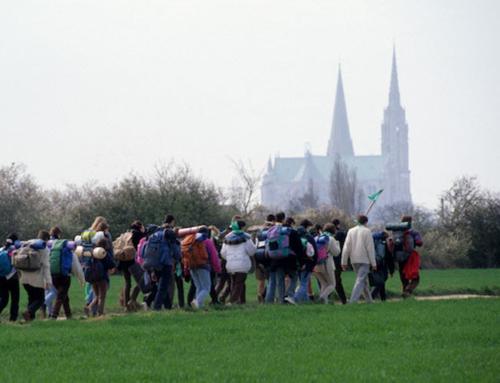 Une route Magis machera vers Chartres avec le pèlerinage des étudiants