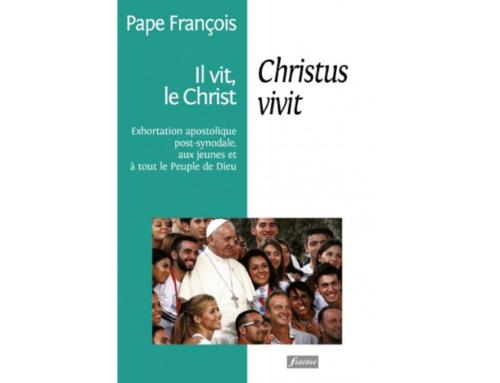 """""""Christus vivit"""", avec la préface de de Mgr Kockerols"""