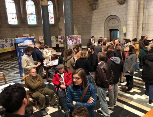 """Première """"Journée Avec"""" à l'église Saint-Jean Berchmans à Bruxelles"""