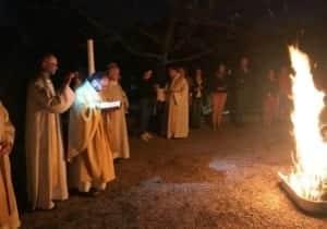 We Pâques Magis jésuites