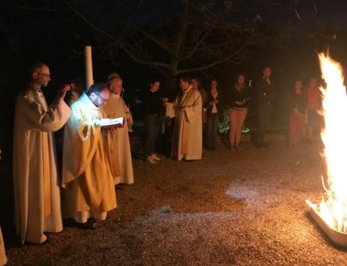"""""""Une couleur singulière pour Pâques cette année"""" : éclairage du P. Paul Legavre sj"""