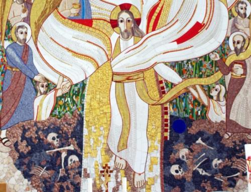 Chapelles et églises jésuites : homélies de Pâques