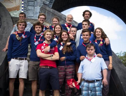 Les Equipes Saint-Michel rendent hommage à Jean Vanier