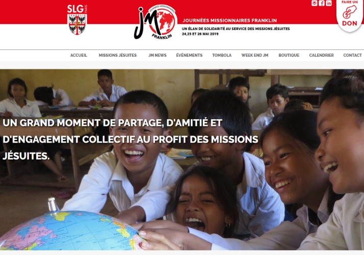 Journées missionnaires franklin 2019