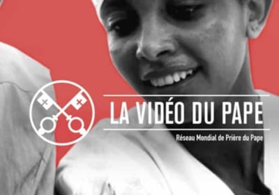 La Vidéo du pape avril 2019 médecins humanitaires