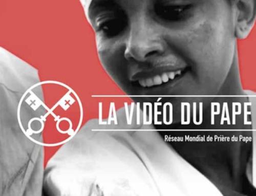 La Vidéo du Pape – Avril 2019 – Prier pour les médecins et humanitaires présents dans les zones de combat