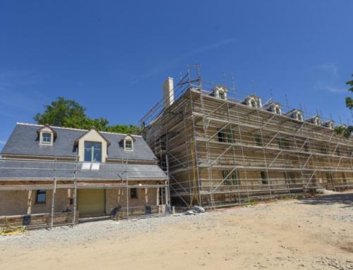 Le chantier de rénovation du centre spirituel de Penboc'h labellisé « Zéro Carbone »