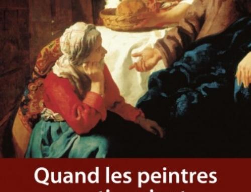 Quand les peintres pratiquaient les Exercices spirituels ; De Lotto à Vermeer, du P. Pierre Gibert sj