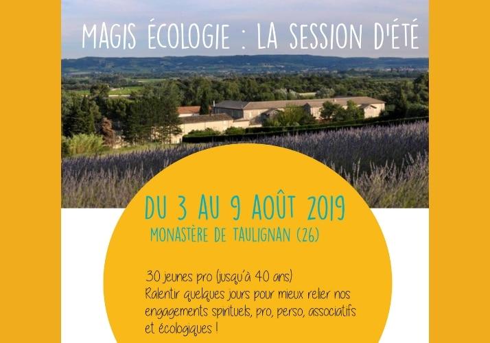 Session Magis Ecologie
