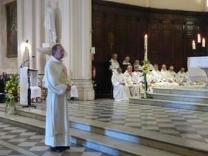 messe ordination Hervé Nicq