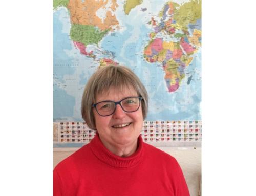 Portrait : Agnès Rausch, membre de la CVX et amie des réfugiés au Luxembourg