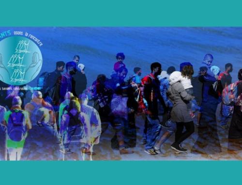 """""""Mercy, Aylan, Lily et les autres"""" : la retraite en ligne de la CVX à la rencontre des migrants"""
