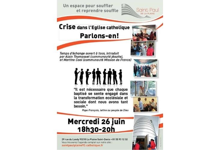 Conférence Saint-Paul de La Plaine (31)