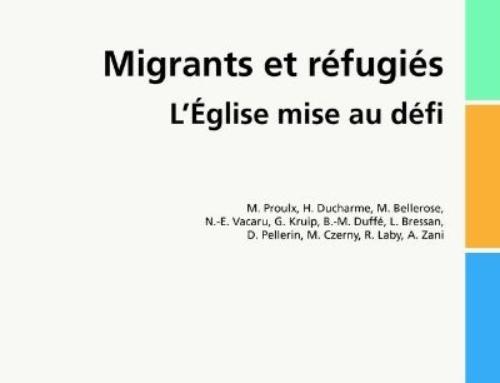 Migrants et réfugiés : L'Église mise au défi, de la revue Lumen Vitae