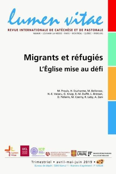 Migrants et réfugiés Lumen Vitae