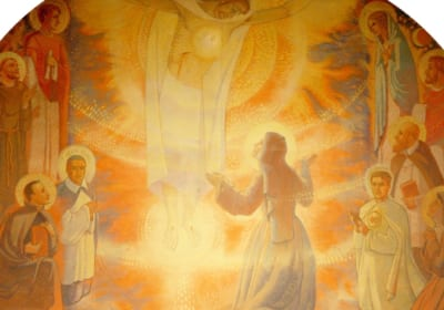 Paray le Monial Sacré Coeur Jésus