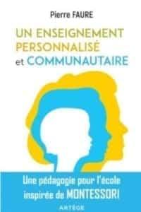 Pierre Faure Enseignement personnalisé