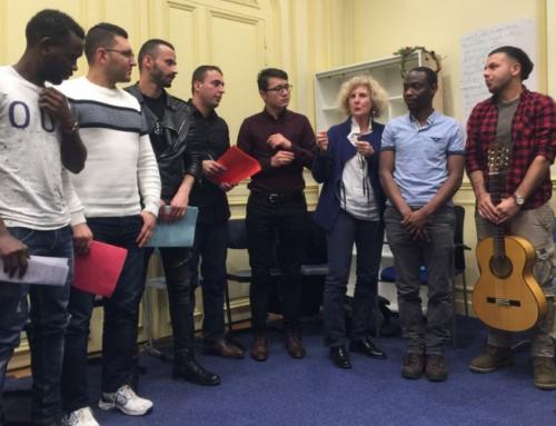 """Une soirée Poésie avec JRS France pour """"rapprocher les hommes"""""""