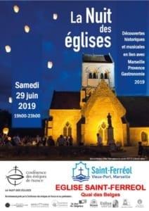 nuit église marseille saint ferréol