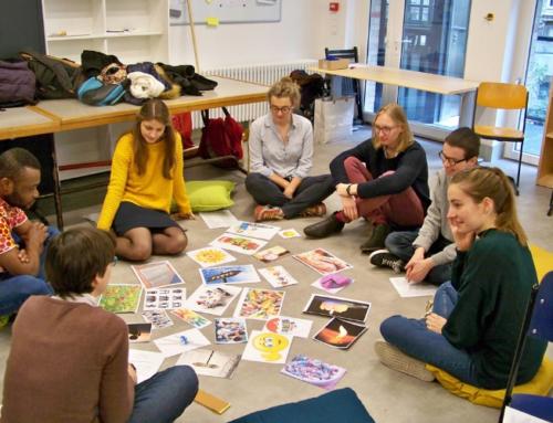 Les Équipes Magis pour les jeunes pros et les étudiants arrivent à Bruxelles