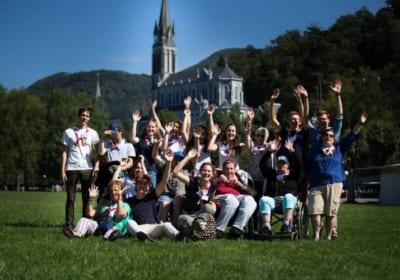 équipe saint michel Lourdes
