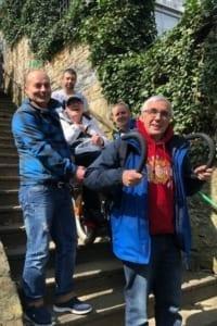 Jésuites à Luxembourg La parabole de la joëlette (2)
