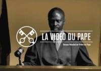 La vidéo du pape juillet 2019 justice