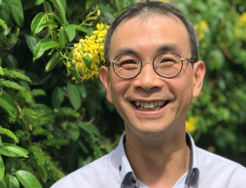 Portrait : P. Thang Nguôn sj